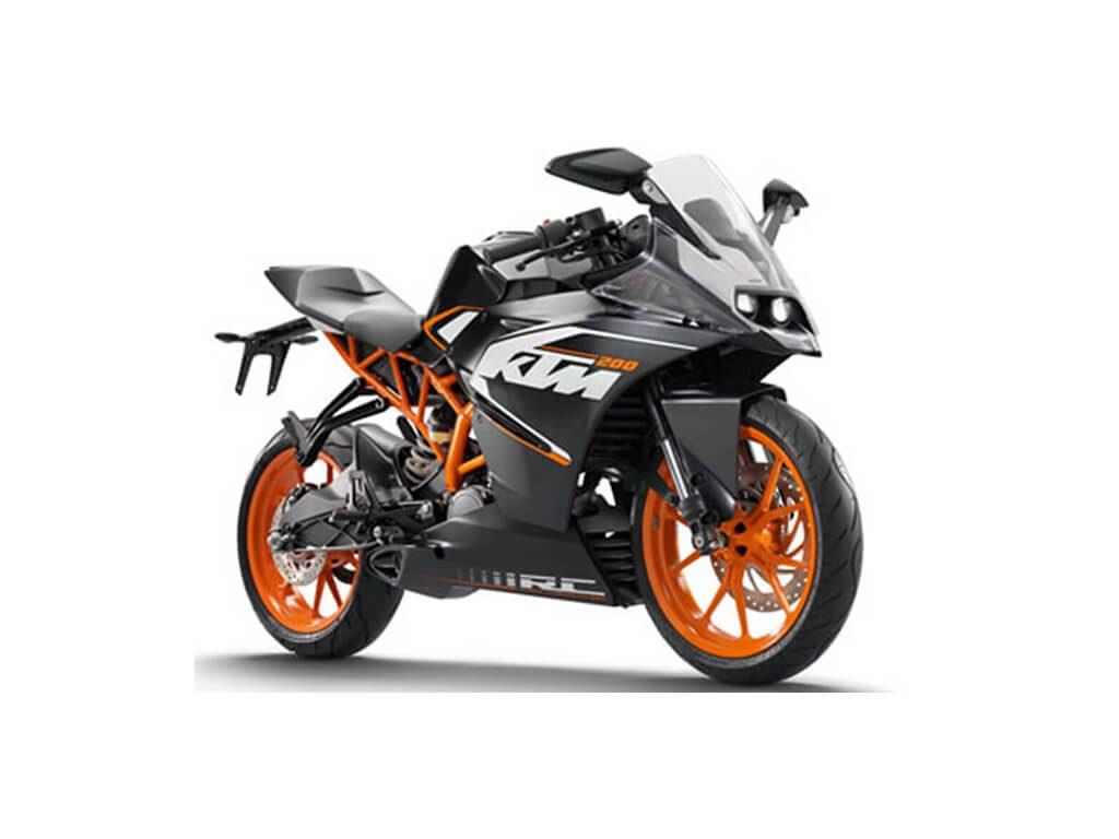 Full specification of KTM DUke 200 | Update Np