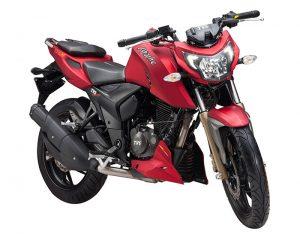 Apache RTR 200 4V price in nepal