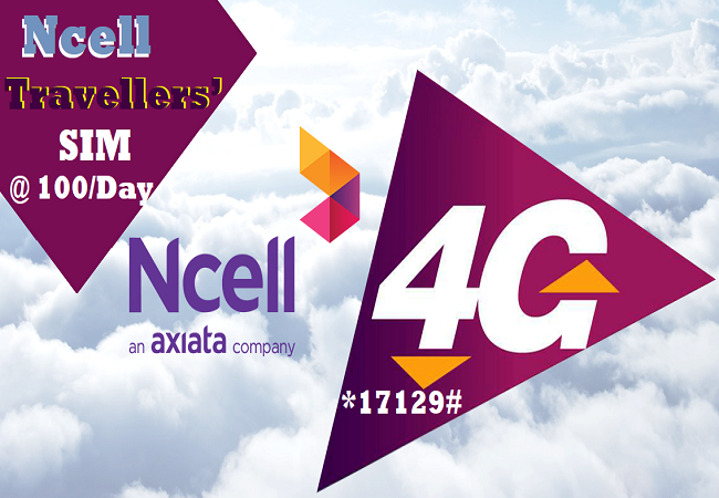 NCELL Announces Unlimited Roaming Data Pack