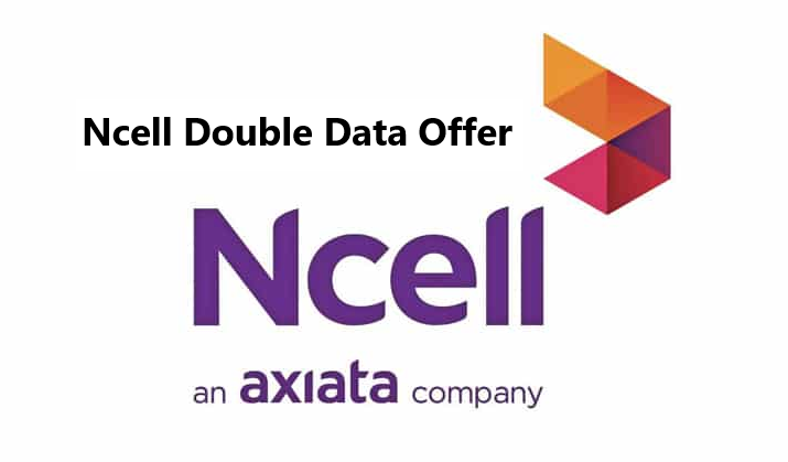 Ncell Double Data offer