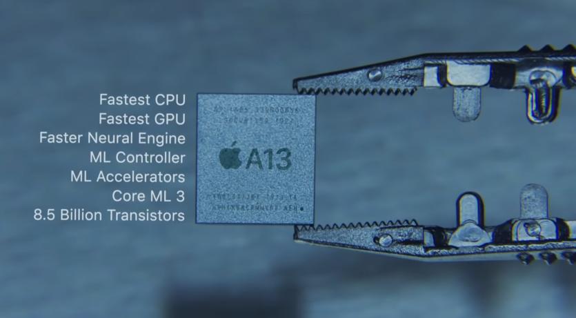 A13 Bionic Processor
