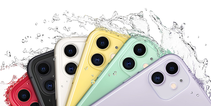 iphone11 series colors