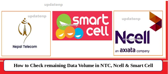 how-to-check-remaining-data-volume-in-NTC-NCELL-Smart Cell